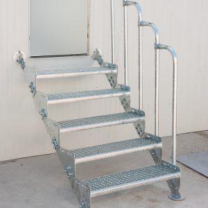 Moduláris lépcsőrendszer