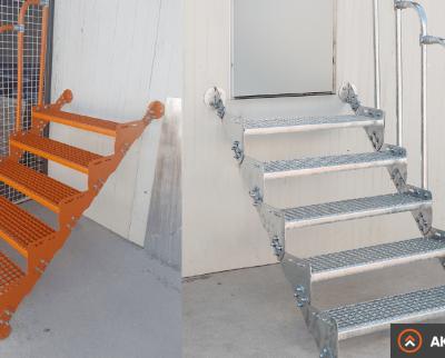 Moduláris lépcsőrendszerek – Avagy nincs szükség többé szakemberre?